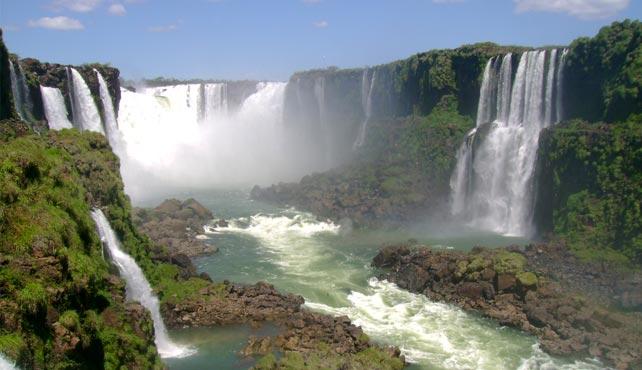 Viaje a Argentina y Brasil