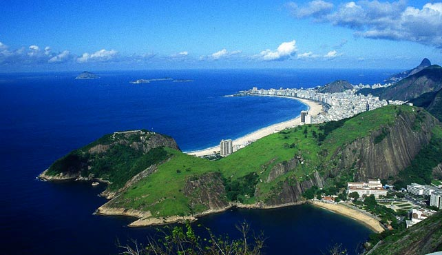 Viaje a Brasil