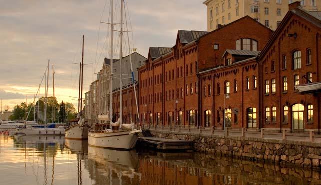 Viaje a Finlandia
