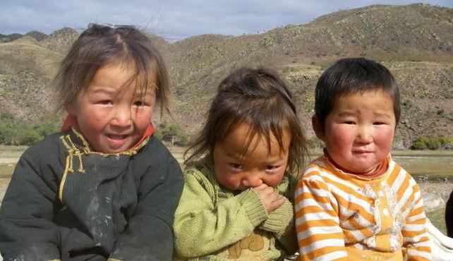 Viaje a Mongolia