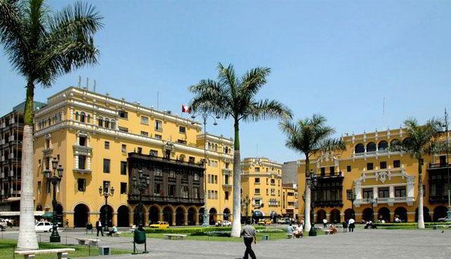Viaje a Perú
