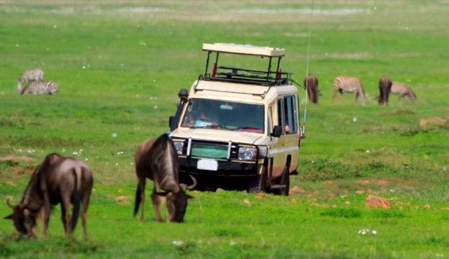 Viaje a Tanzania