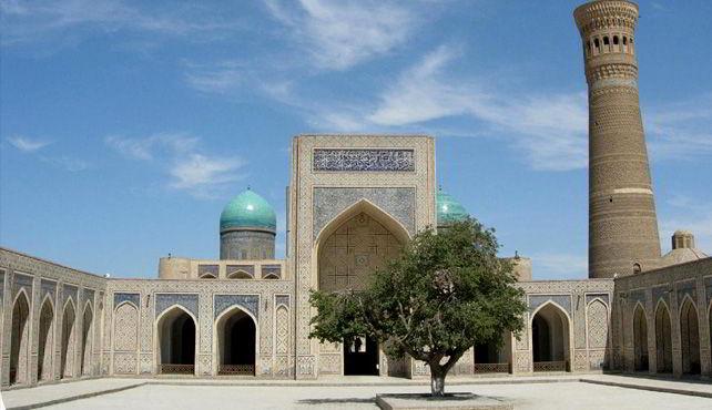 Viaje a Uzbekistán y Kirguistán