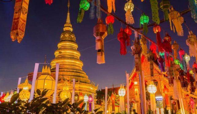 Viaje a Tailandia. Nomads
