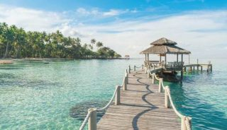 Viaje a Tailandia. Navidad. Singles
