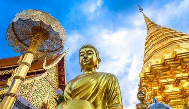 Viaje a Tailandia y Laos