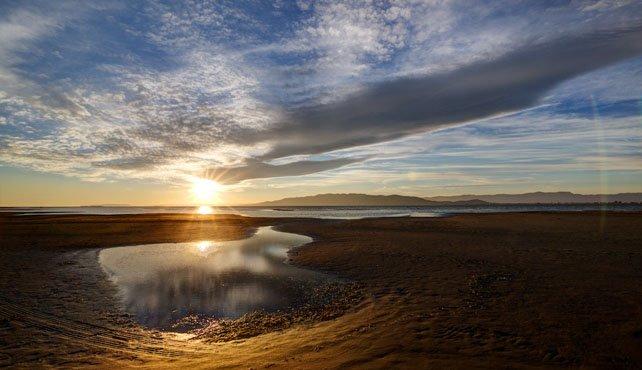 Taller de fotografía delta del Ebro