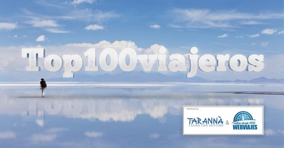 Top 100 viajeros Tarannà Viajes con Sentido