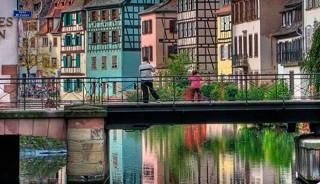 Viaje a Alemania, Francia y Suiza. Puente de Diciembre. Crucero