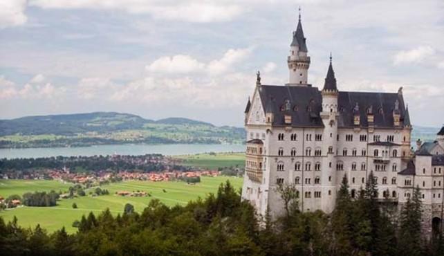 Viaje a Alemania. Gran ruta romántica