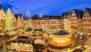 Viaje a Alemania. Fin de Año 2016