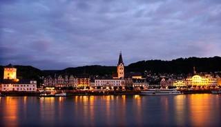 Viaje a Alemania. Puente de Diciembre. Crucero Fluvial Rhin