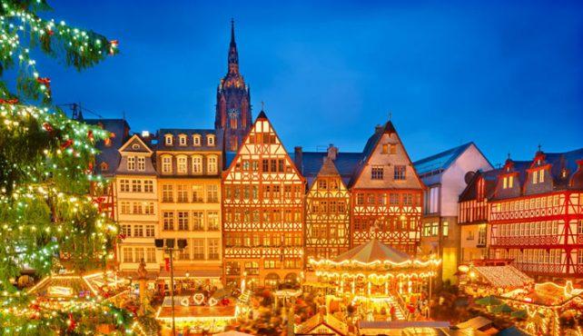 Viaje a Alemania. Puente de Diciembre. Mercadillos Navideños