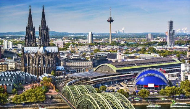 Viaje a Alemania. Semana Santa