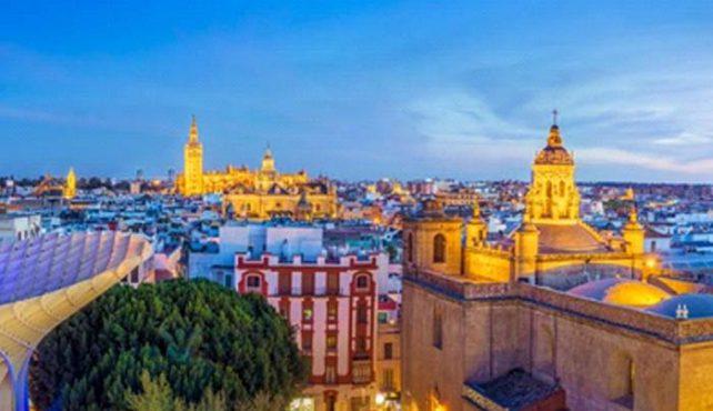 Viaje a Andalucía y Portugal. En Grupo