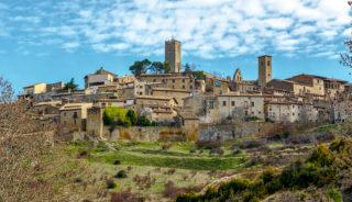 Viaje a Aragón. A medida. La comarca de las cinco villas. Ruta del Rey Fernando a pie