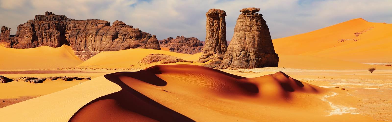 Viaje a Argelia en grupo