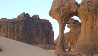 Viaje a Argelia. Semana Santa. Erg D'admer y Tassili Tadrart con Alba Petit