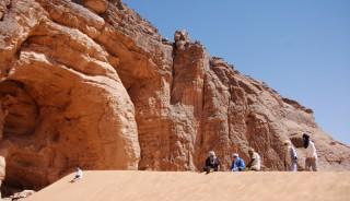 Viaje a Argelia. Semana Santa. Erg d'admer y Tassili Tadrart