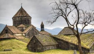 Viaje a Armenia y Georgia.