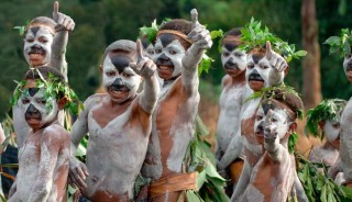 Viaje a Australia y Papúa Nueva Guinea
