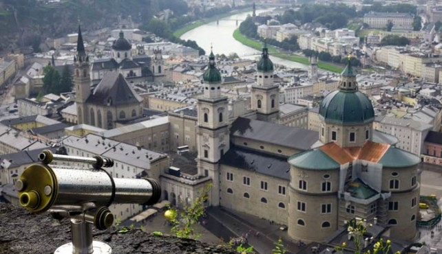 Viaje a Austria y Baviera. Semana Santa. Al completo