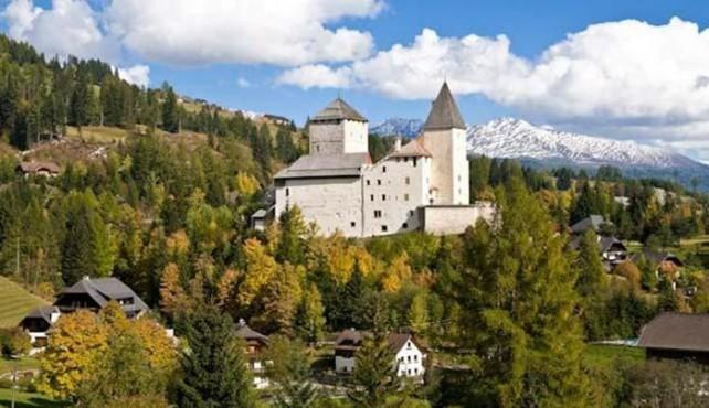 Viaje a Austria. En familia