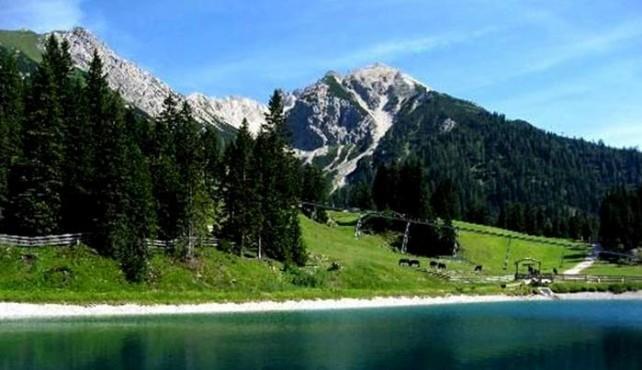 Viaje a Austria. En Familia. Granja Tirol