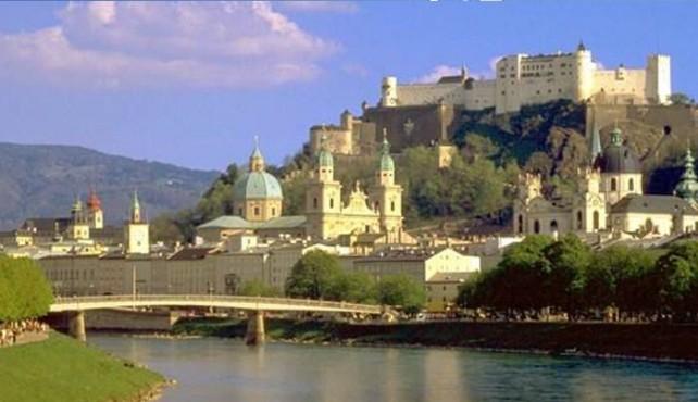 Viaje a Austria en Familia Lagos