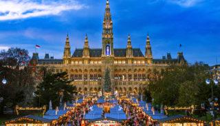 Viaje a Austria. A medida. Viena, capital de la música en Navidad