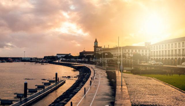 Viaje a Azores. Tour Cuatro Islas