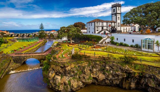 Viaje a Azores. Tour Tres Islas