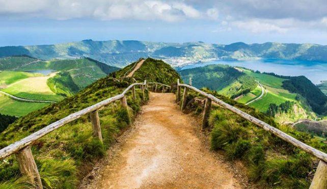 Viaje a Azores. Fin de Año