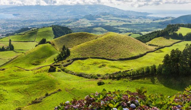 Viaje a Azores. Semana Santa. Sao Miguel a su aire