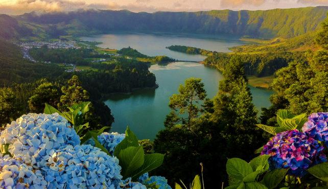 Viaje a Azores. Semana Santa. Combinado Sao Miguel y Terceira