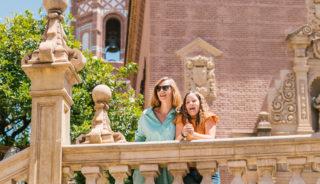 Escapada a Barcelona. En familia. Turismo Kilometro 0: Destino Sants - Montjuic