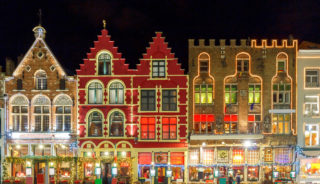 Viaje a Bélgica. A medida. Mercadillos navideños de Flandes