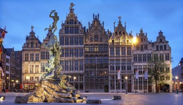 Viaje a Flandes. Hoteles con encanto