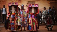 Viaje a Benín. Navidad. Festival Mundial del Vudú