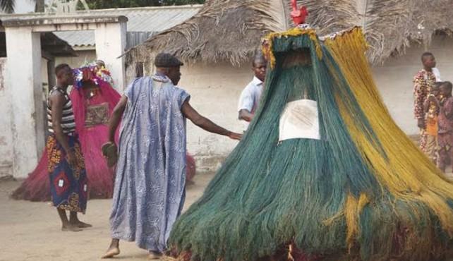 Viaje a Benín. Festival Mundial del Vudú