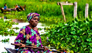 Viaje a Benin. Semana Santa