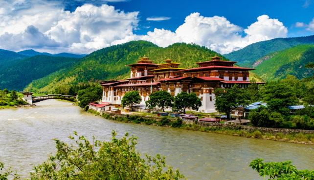 Viaje a Bhután. A medida