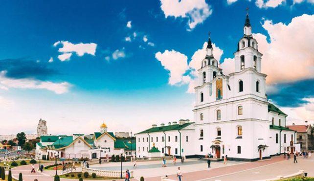 Viaje a Bielorrusia. Minsk clásico