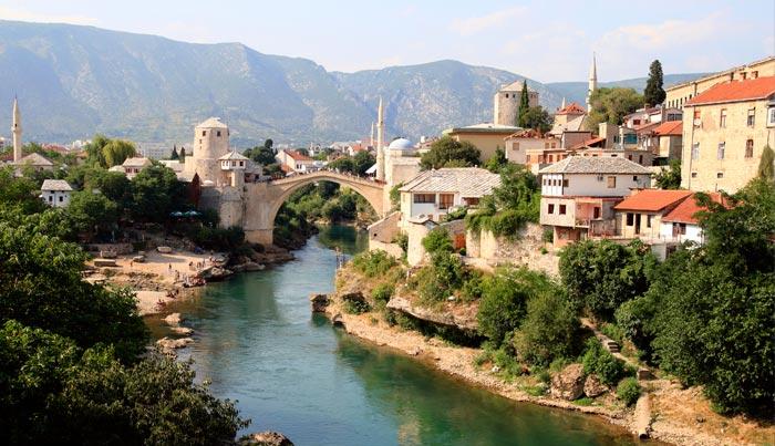 Viaje a Bosnia-Hercegovina a medida