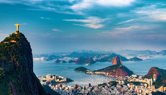 Viaje a Brasil. La llamada de la naturaleza