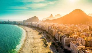 Viaje a Brasil. Grupo Verano. Contrastes Brasileños