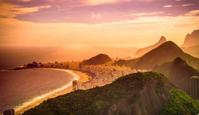 Viaje a Brasil. Estrada Real y Río de Janeiro