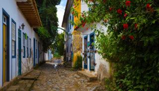 Viaje a Brasil. A medida. Rio de Janeiro - Paraty - Ilha Grande