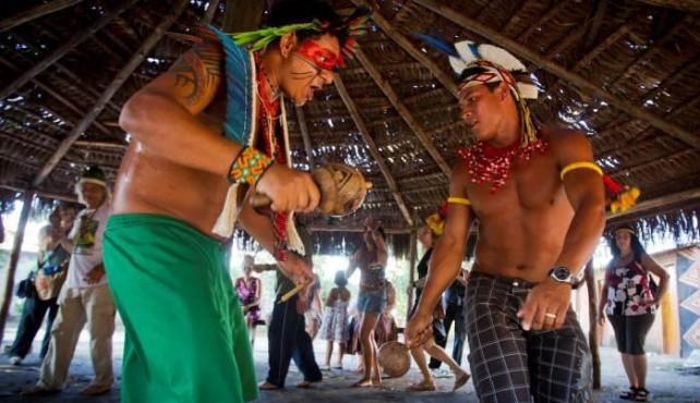 Viaje a Brasil. Experiencia Étnica