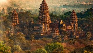 Viaje a Camboya. Nomads. En grupo Nomads. Naturaleza, Etnias y Templos